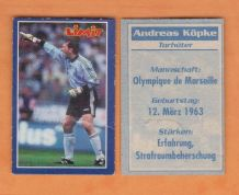 Marseille Andreas Kopke Germany (L)